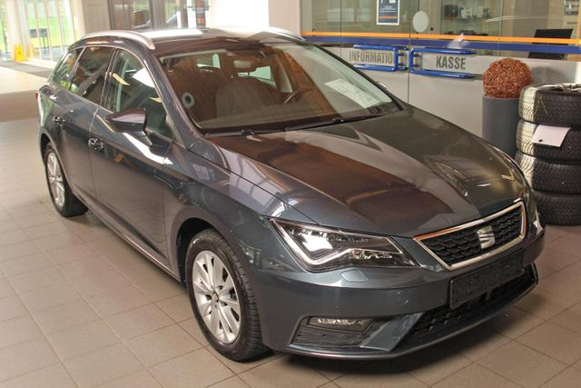 Gebrauchtfahrzeug Seat Leon Sportstourer ST - 1.6 TDI Style, LED, ACC, Navi