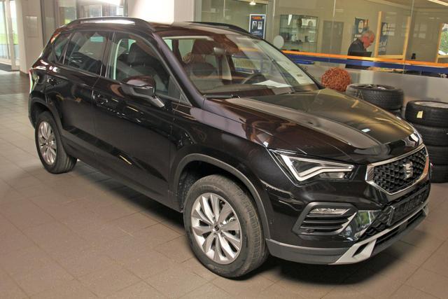 Lagerfahrzeug Seat Ateca - 1.5 TSI DSG Style, LED, Parklenk, Navi