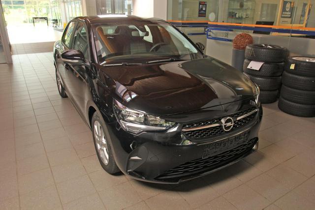 Opel Corsa - F 1.2 Edition, Kamera, Alu, Sitzheizung, sofort