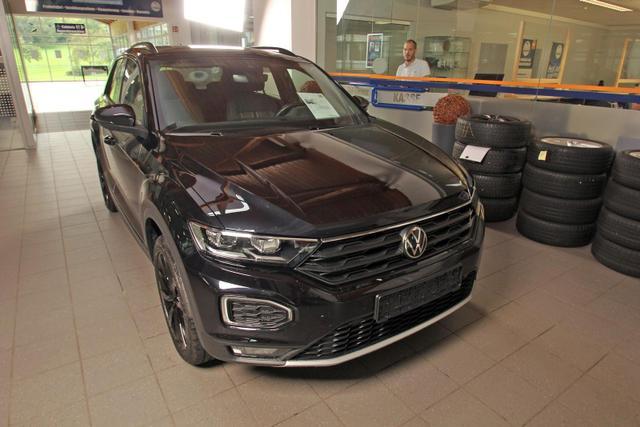 Volkswagen T-Roc - 1.5 TSI Black Style, LED, virtual, Kamera, ACC