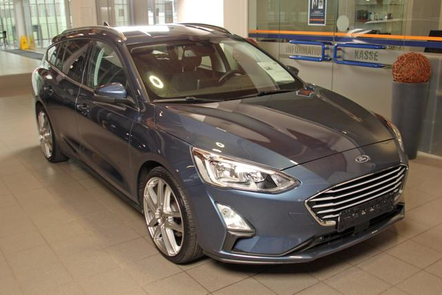 Ford Focus Turnier - 1.0 EcoBoost Cool&Connect, Navi, Winterpaket