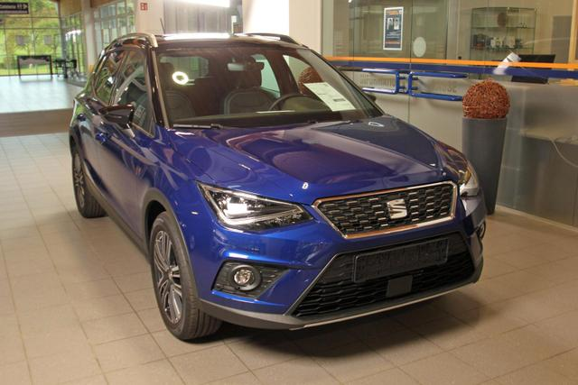 Lagerfahrzeug Seat Arona - 1.0 TSI Xcellence, Navi, Kamera, Parklenk, virtual