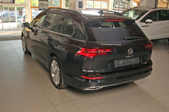 Volkswagen Golf Variant VIII 1.5 eTSI DSG Style, AHK, Matrix, Harman Kardon