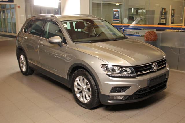 Volkswagen Tiguan - 1.4 TSI Comfortline, AHK, Kamera, LED, ACC, 1. Hand
