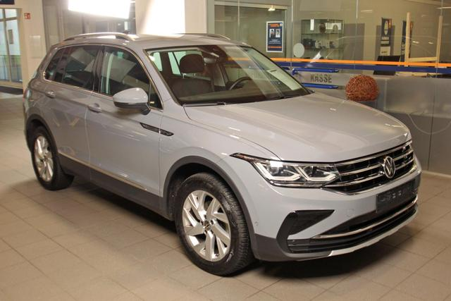 Volkswagen Tiguan - 2.0 TDI DSG 4-Motion Elegance, AHK, el. Klappe