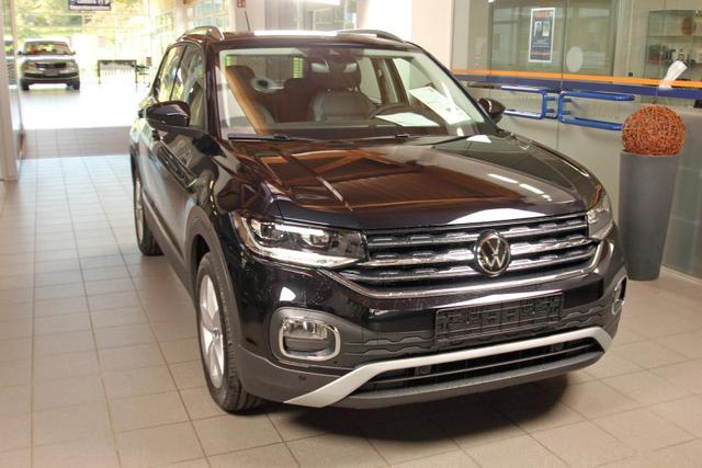 Volkswagen T-Cross - 1.0 TSI Style, LED, Kamera, ACC, Winterpaket