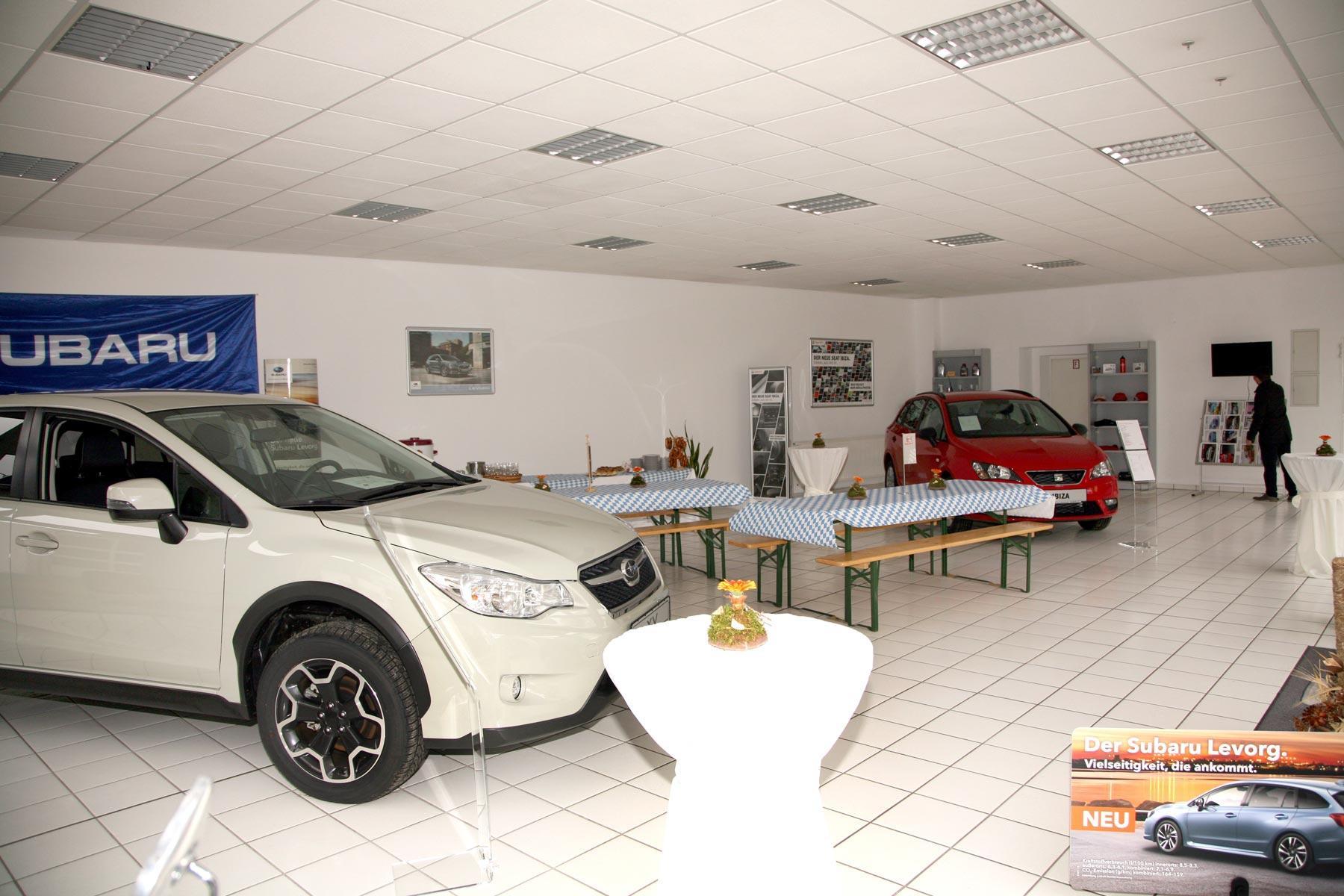 SEAT Autohaus Kfz-Service GmbH Neuhausen