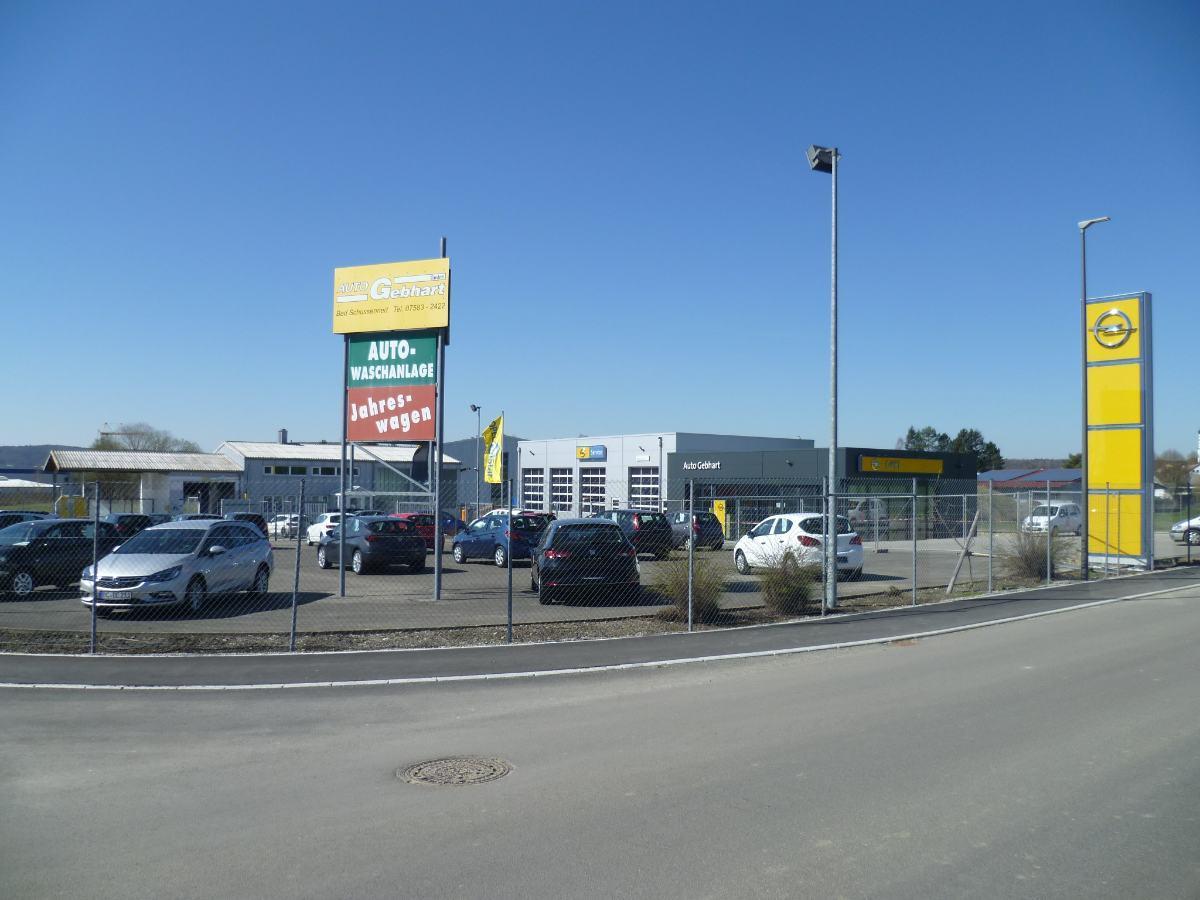 Autohaus Gebhart - Ihr Spezialist für Neufahrzeuge & EU-Neuwagen