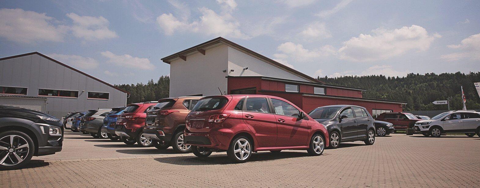 Brugger-Henning Fahrzeugservice - Autohaus KFZ Meisterbetrieb seit 1997