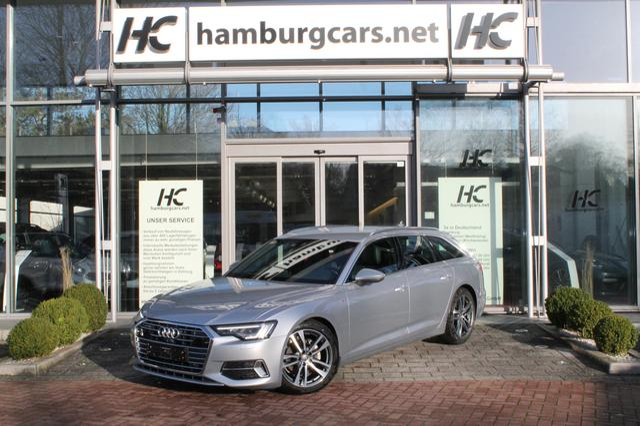 Audi A6 Avant - 40 TDI Quattro S-Line Standh. AHK MatrixLED - Gebrauchtfahrzeug