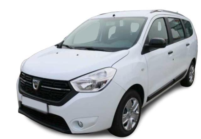 Dacia Lodgy - Streetway ähnl. Comfort 7-Stz Sitzhzg Klima - Bestellfahrzeug, konfigurierbar