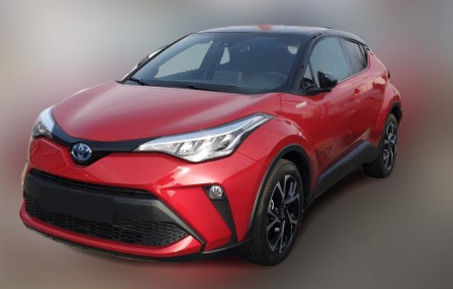 Toyota C-HR - C-ENTER 1.8 Hybrid Sitzhzg Cam Clima AssistenzPaket - Bestellfahrzeug, konfigurierbar