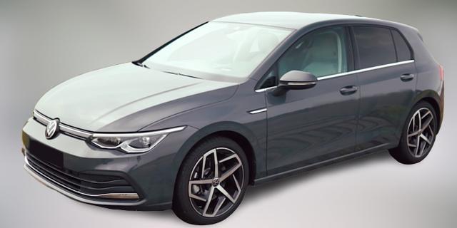 VW Golf 8 - Basis 1.0 TSI ACC Sitzhzg App-Connect LED Clima DigCockpit - Bestellfahrzeug, konfigurierbar