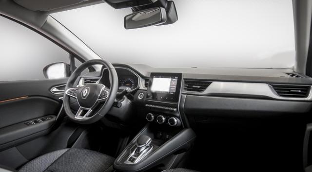 Renault Captur - ZEN TCE130 EDC Experience  CityPaket Sitzhzg PDC Klimaautom. RegenSen. Keyless - Vorlauffahrzeug