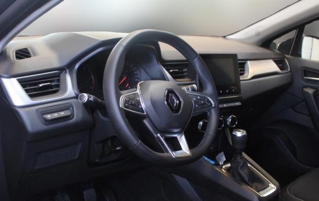 Renault Captur - ZEN TCE100 Experience Sitzhzg Parksen. 17