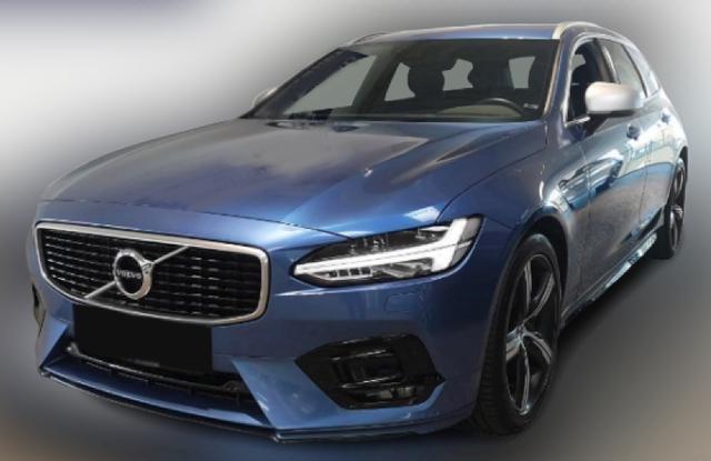 Volvo V90 - R-Design T8 TwinE. AWD Navi IntelisafeSur. Cam Winterp.PRO IntelliSafeA. - Lagerfahrzeug