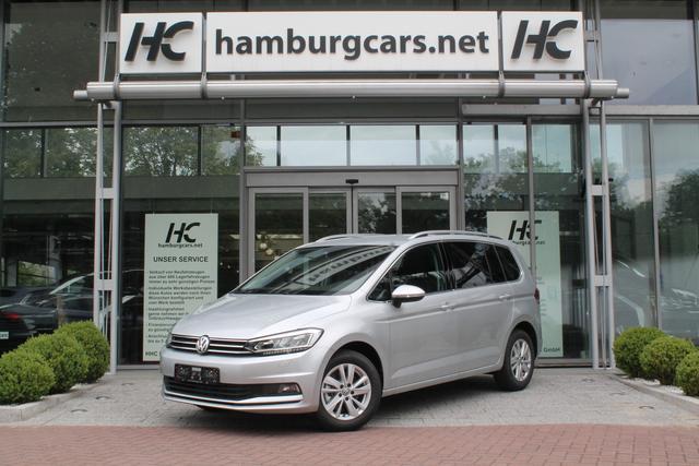 VW Touran - Highline 1,5 TSI DSG SOFORT! 7Stz Navi ACC LED Keyless - Lagerfahrzeug