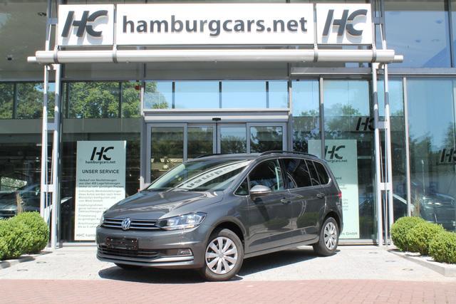 VW Touran - Comfortline 1,5 TSI DSG SOFORT! 7Stz Nav 3Z-Clima PDC Tempomat - Lagerfahrzeug