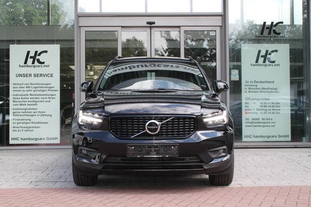 Volvo XC40 - Inscription B4 Aut. Navi ElSitz 360 Cam Parkpilot beh.Frontscheibe ACC PDC 2Z-Clima Alarm IntelliSafe Assist - Vorlauffahrzeug
