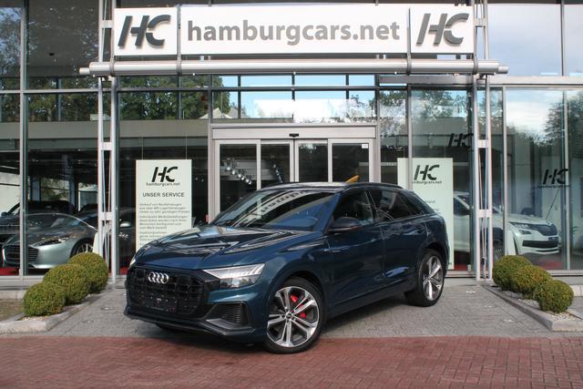 Audi Q8 - 50 TDI Panorama AHK S-Line Gar.12/2022 - Lagerfahrzeug