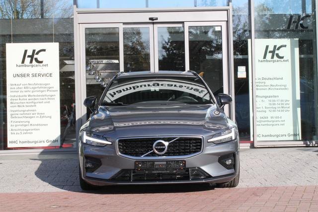 Volvo V60 - R-Design B4 Aut. Navi Stdhzg HarmanK-Sound Assistenzpaket DAB Alarm Parksens.v h Kamera - Gebrauchtfahrzeug