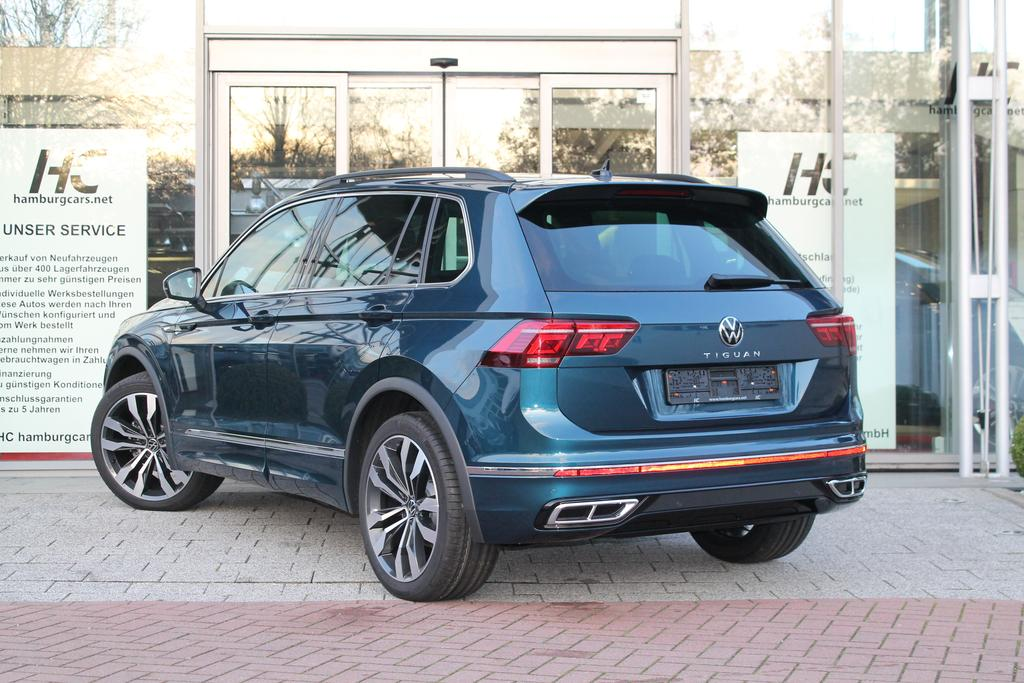 VW Tiguan R-Line 1,5 TSI DSG Navi IQ.LightLED ...