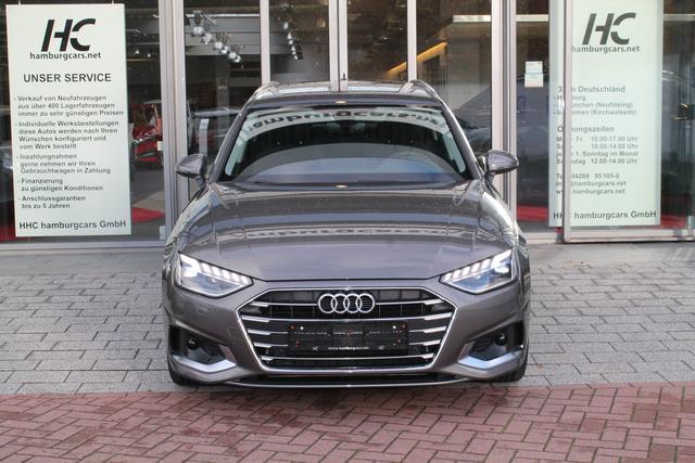 Audi A4 - S-Line  40 TDI S tronic Navi Virt.Cockpit Stzhzg Licht-,Park-&Assistenzpaket - Lagerfahrzeug