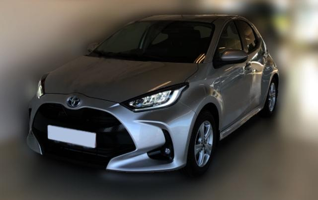 Toyota Yaris - T1 1.0 VVT-i Navi-Smartph-Integration - Bestellfahrzeug, konfigurierbar