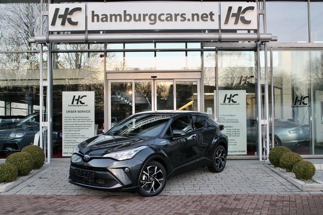 Toyota C-HR - C-LUB (Style) 1.8 Hyb. LED ParkSen Sitzhzg 18