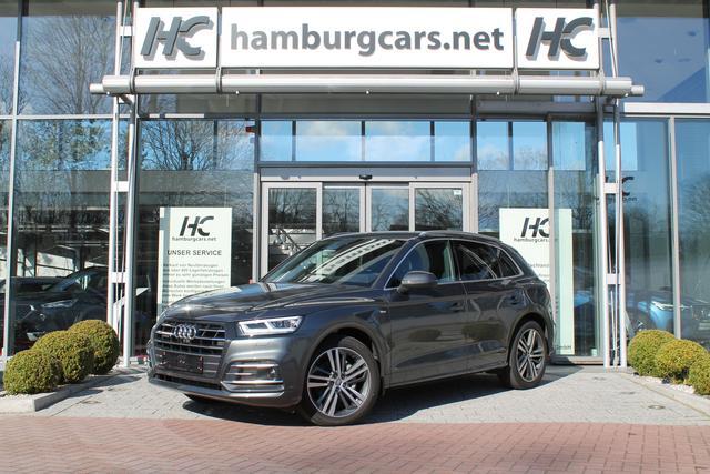 Audi Q5 - 55 TFSI e PHEV quattro TOP-Ausstattung Gar. 04.2023 S-Tronic - Gebrauchtfahrzeug