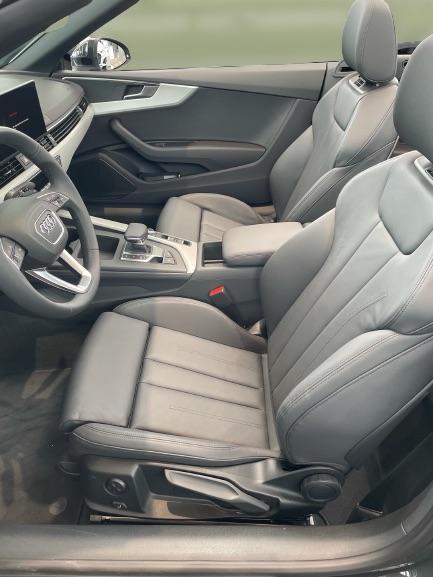 Audi A5 Cabriolet - Prestige  Navi Matrix-LED Assistenz-Sitz-Spiegel-Infotainment-PAKET - Vorlauffahrzeug