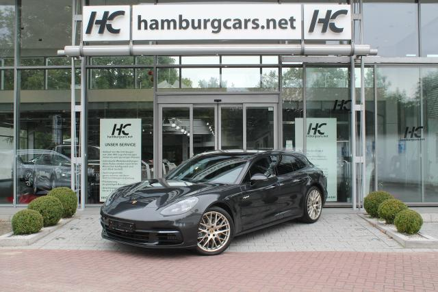 Porsche Panamera - 4 E-Hybrid Sport Turismo 10 Edition - Gebrauchtfahrzeug
