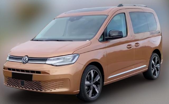 VW Caddy Maxi - Family 1,5 TSI Winterpaket CompositionMedia App-connect - Bestellfahrzeug, konfigurierbar