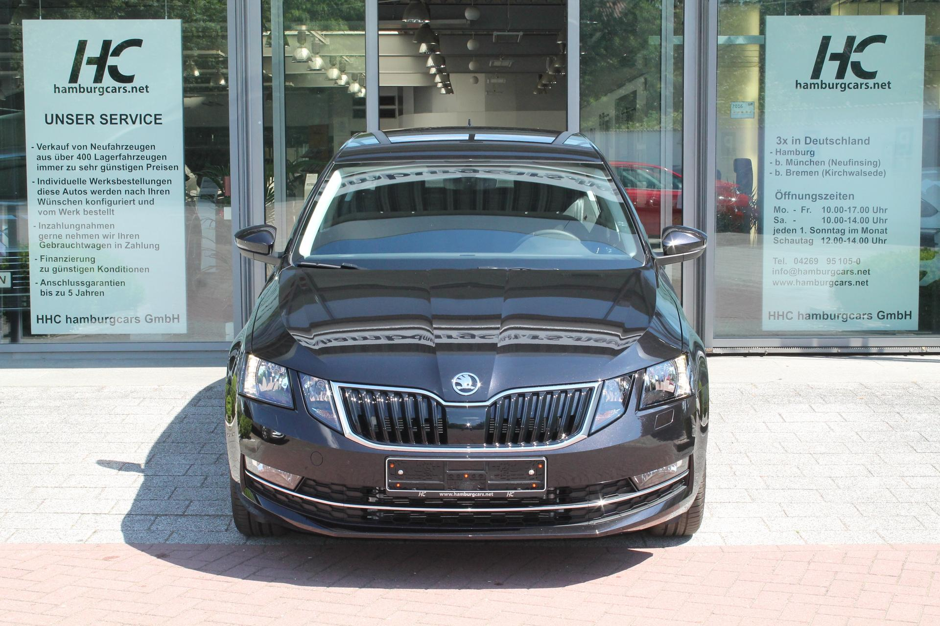 skoda octavia ambition 1 6 tdi adblue dsg winterpaket. Black Bedroom Furniture Sets. Home Design Ideas