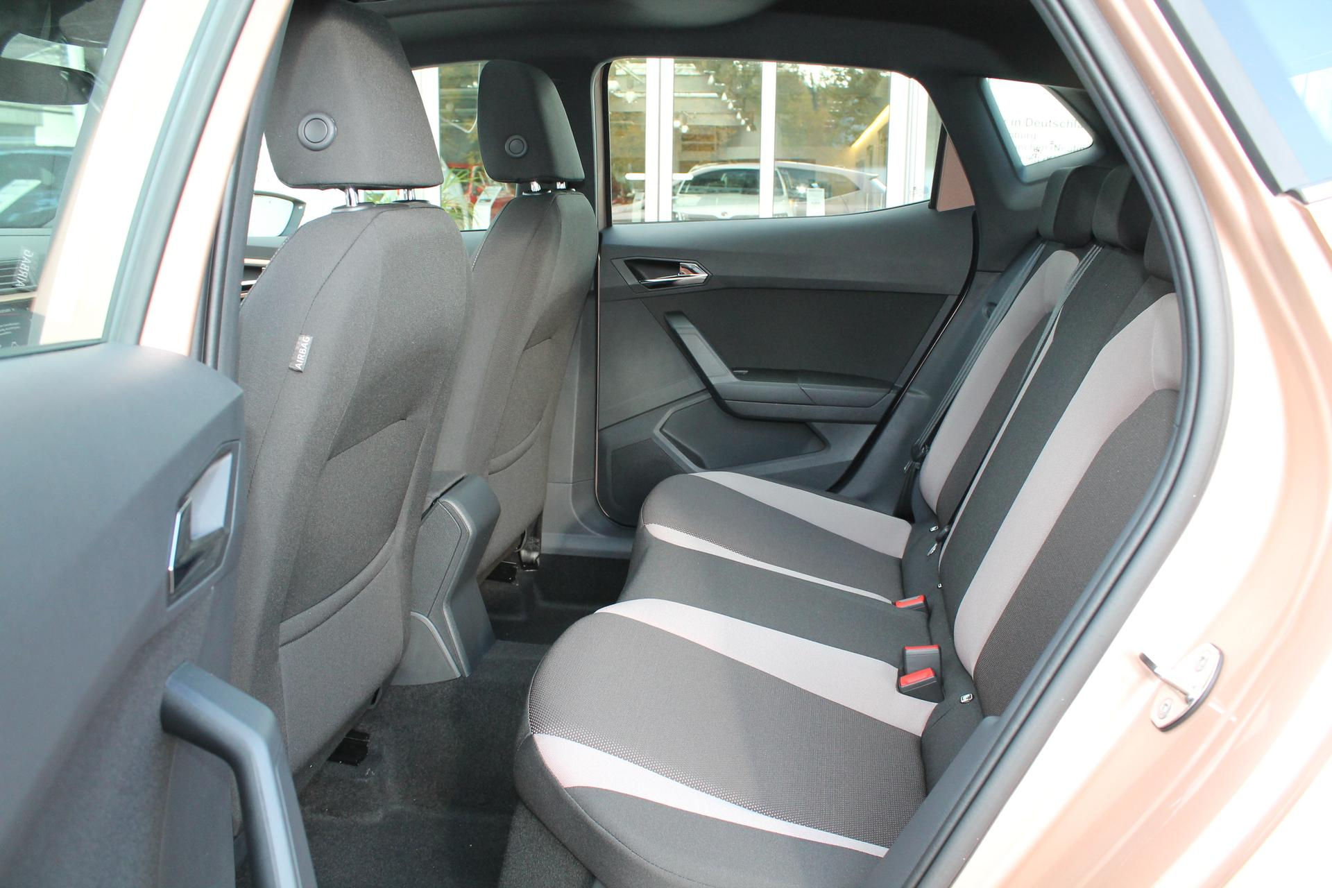 seat ibiza style 1 0 tsi winterpaket climatronic. Black Bedroom Furniture Sets. Home Design Ideas