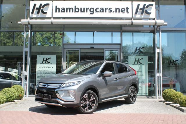 Mitsubishi Eclipse Cross - Intense  (TOP) 1.5 CVT SOFORT! Pano HUD LED Assistenz&Winterpaket - Lagerfahrzeug