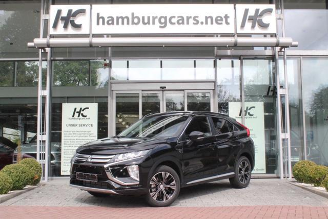 Mitsubishi Eclipse Cross - Intense  (TOP) 1.5 CVT Pano HUD LED Sound Assistenz&Winterpaket - Bestellfahrzeug, konfigurierbar