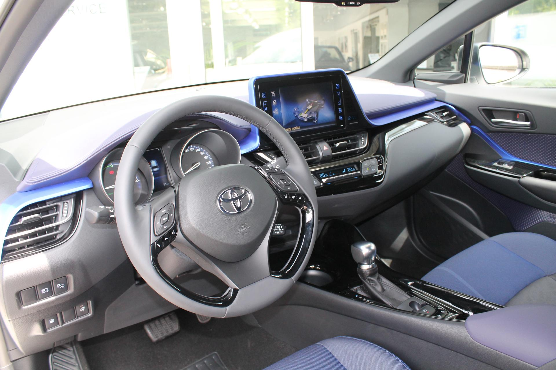 toyota c hr c enter 1 8 hybrid 122ps cvt reimport eu. Black Bedroom Furniture Sets. Home Design Ideas