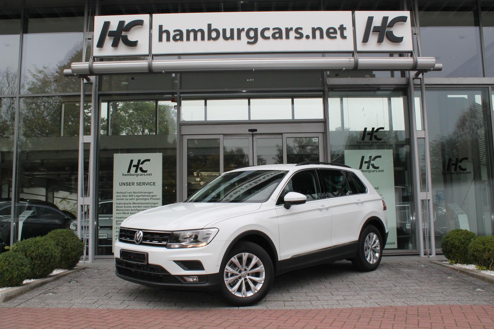 volkswagen tiguan trendline 1 5 tsi 150 ps 6g reimport. Black Bedroom Furniture Sets. Home Design Ideas