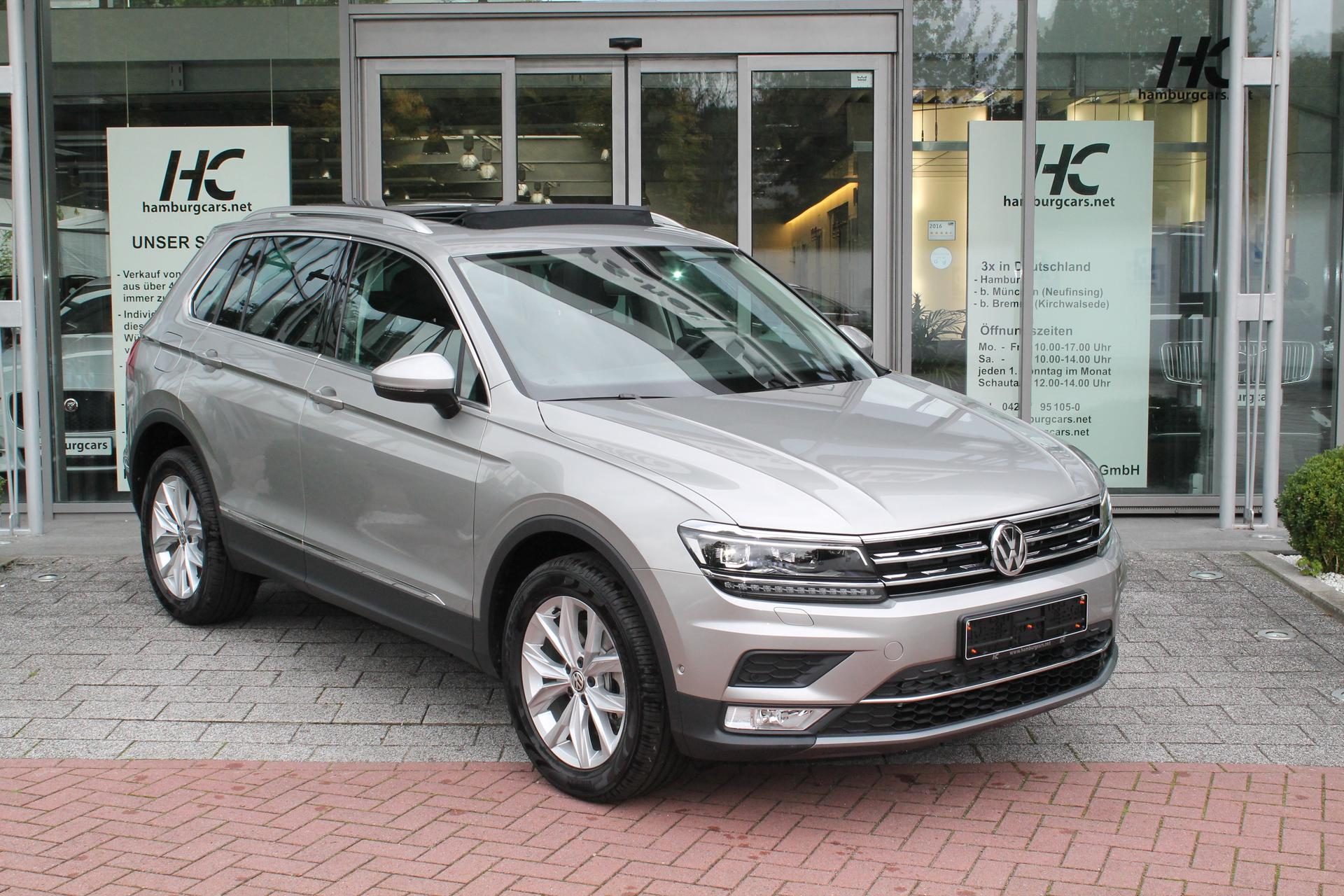 volkswagen tiguan comfortline 1 5 tsi 150 ps 6g reimport. Black Bedroom Furniture Sets. Home Design Ideas