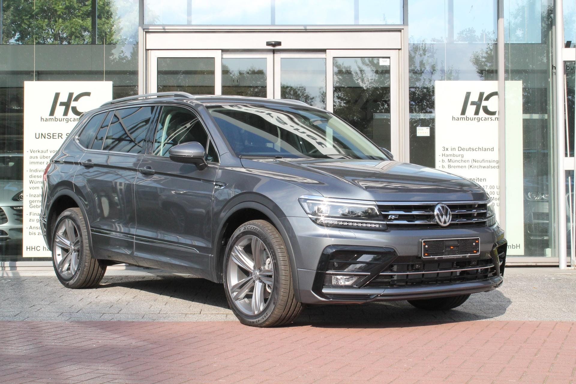 volkswagen tiguan allspace highline 2 0 tdi scr 4m dsg. Black Bedroom Furniture Sets. Home Design Ideas