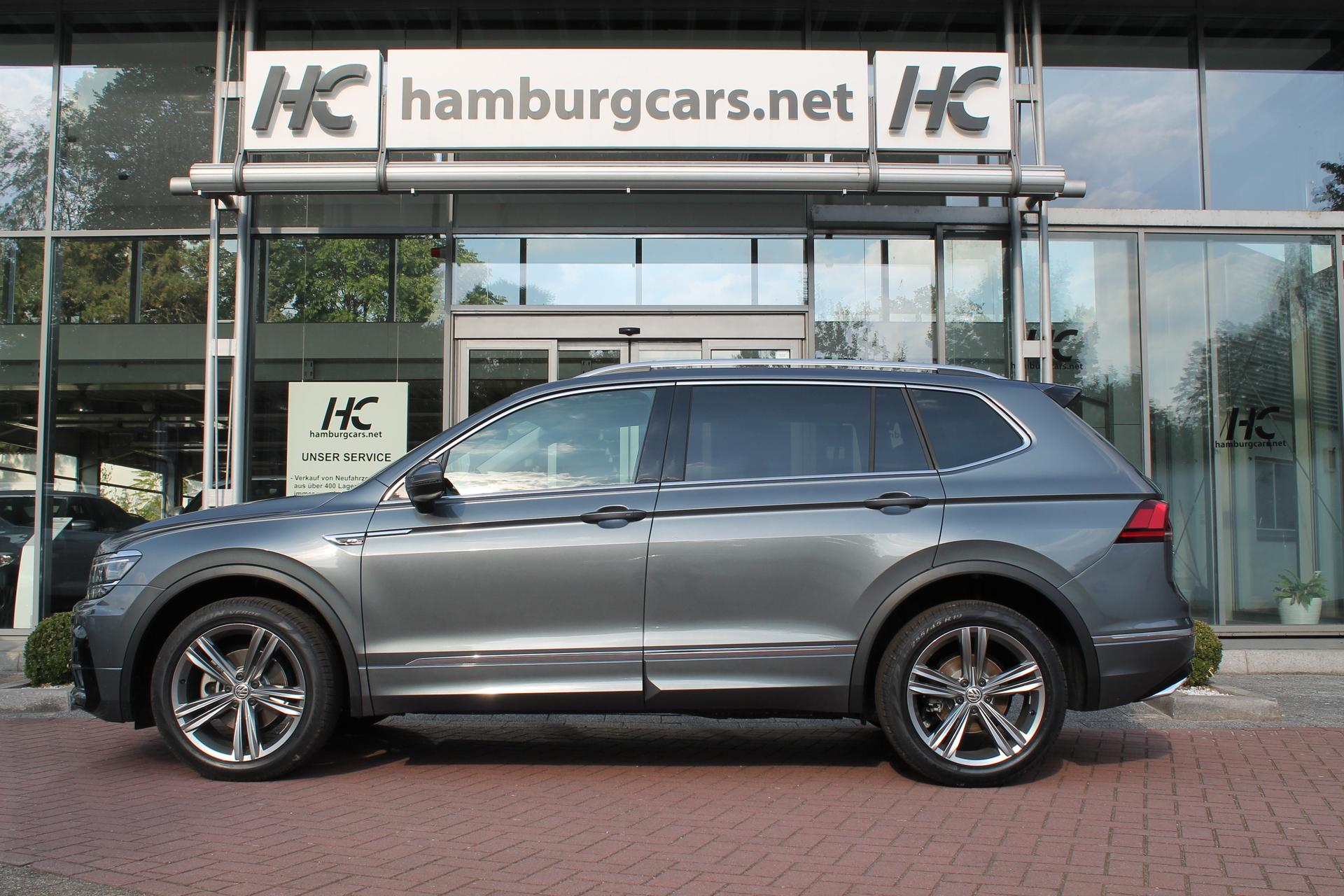 volkswagen tiguan allspace comfortline 1 5 tsi act dsg 150. Black Bedroom Furniture Sets. Home Design Ideas