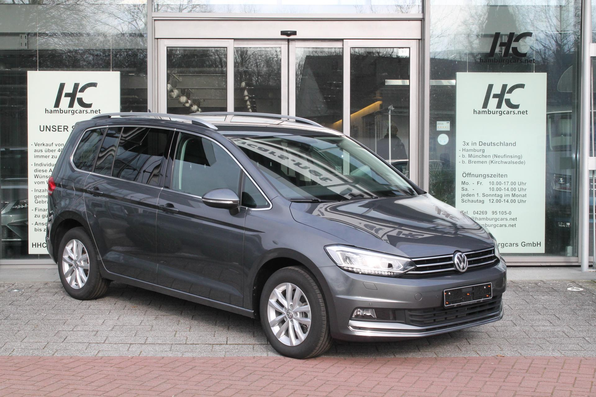 volkswagen touran trendline 1 5 tsi evo act 6g 150ps. Black Bedroom Furniture Sets. Home Design Ideas