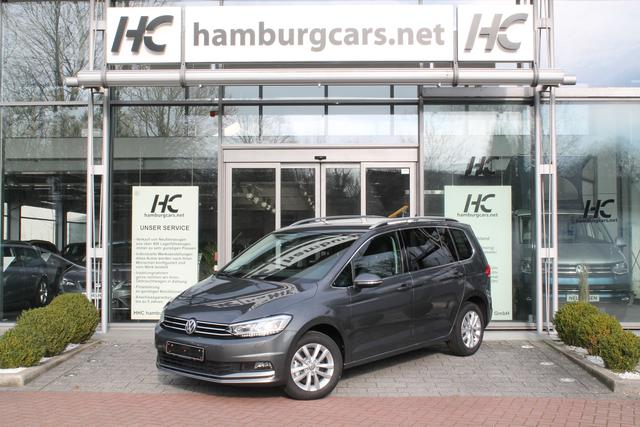 VW Touran - Highline   1,5 DSG 7Stz Panorama Navi Camera LED ACC EasyOpen Winter&FamilyPak DAB App-Con Ready2Disc - Vorlauffahrzeug