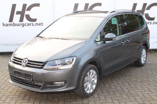 VW Sharan - Highline 1,4 TSI DSG Navi ACC 7 Stz. 18
