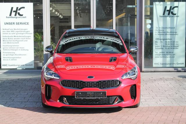 kia stinger gt line 2 2 crdi 8 aut awd 200ps reimport. Black Bedroom Furniture Sets. Home Design Ideas