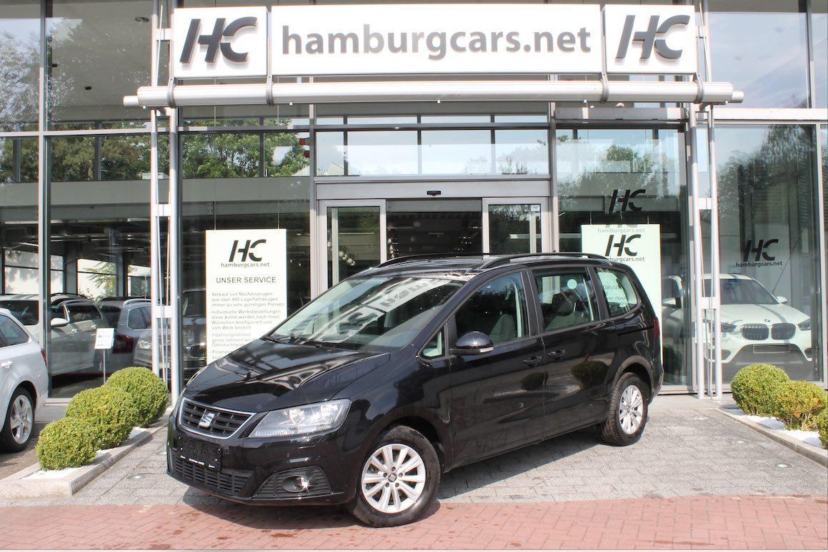 Seat Alhambra EU-Neuwagen bei Hamburgcars