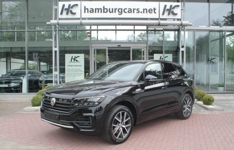 VW Touareg EU-Neuwagen bei Hamburgcars