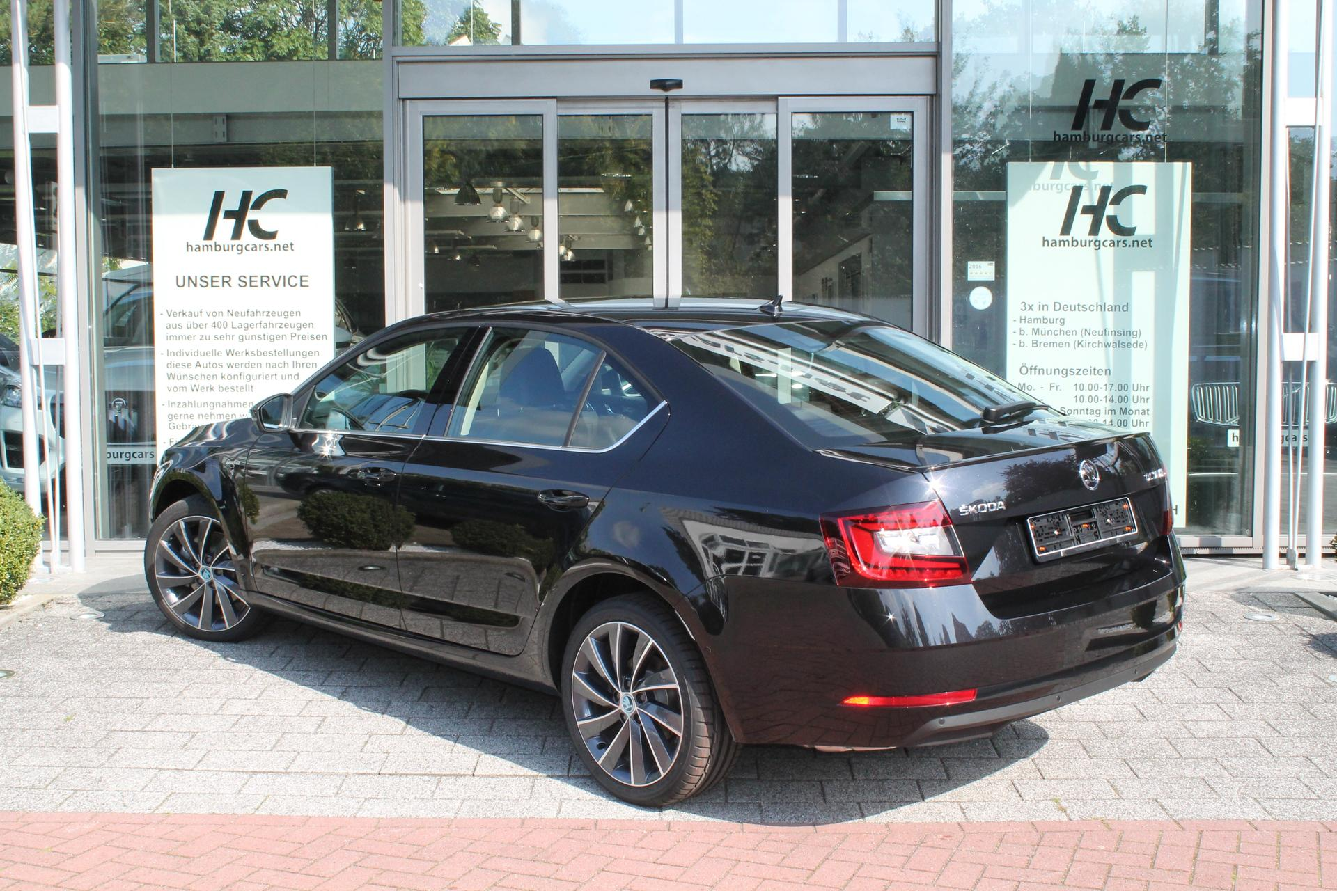 skoda octavia l k 2 0 tsi 140kw 190 ps dsg reimport eu. Black Bedroom Furniture Sets. Home Design Ideas