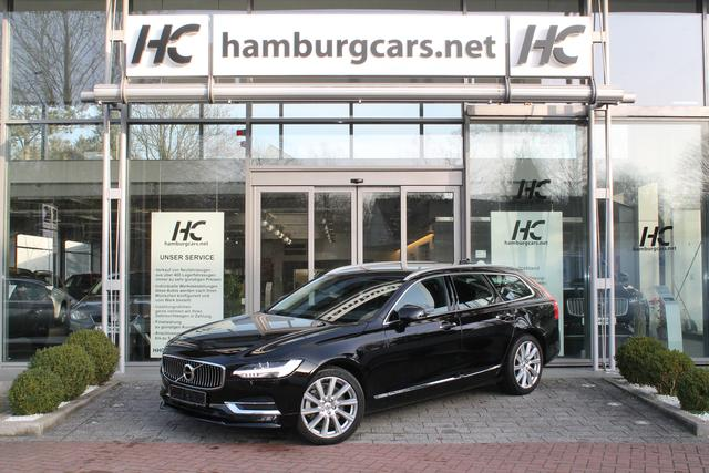 Volvo V90 - Inscription D4 Aut. AWD DAB 19
